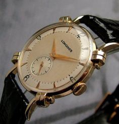 1947: Longines vintage watch