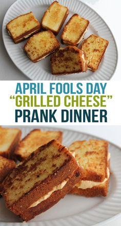 Hilarious April Fool s Day Grilled Cheese Sandwiches The Craft Patch Hilarious April Fool s Day Grilled Cheese Sandwiches The Craft Patch Alpha Mom alphamom April Fools Looking for a fun nbsp hellip Cheese for kids Kids April Fools Pranks, April Fools Day Jokes, Best April Fools, Kids Pranks, Pranks Ideas, Easy Pranks, Fool Recipe, Delicious Desserts, Dessert Recipes