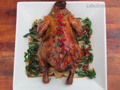 Pečené Šanghajské  kuře