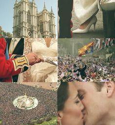 The Royal Wedding-Duke and Duchess of Cambridge, 2011