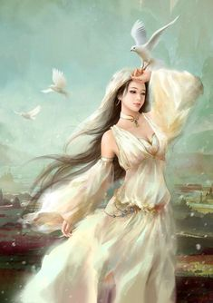 DeviantArt is the world's largest online social community for artists and art enthusiasts, allowing people to connect through the creation and sharing of art. Fantasy Art Women, Beautiful Fantasy Art, Fantasy Girl, Character Inspiration, Character Art, Character Design, Photo Awards, Chinese Art, Fantasy Characters
