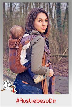 Hop-Tye Los Angeles Kupfer #Hoppediz #AusLiebezuDir #babywearing #hoptye #meitai