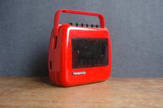 Panasonic Red TakeNTape by JunkHouse