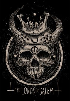 The LORDS of SALEM on Behance