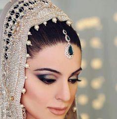 Beautiful Indian bridal makeup
