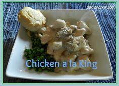Ducks 'n a Row: Easy Chicken Recipe