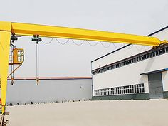 Industrial Gantry Crane consists of various types, with favorable price, high quality and intimate service. Cranes For Sale, Gantry Crane, Industrial, Industrial Music