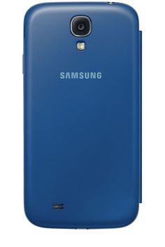 Funda Samsung Galaxy S4 Flip Cover Original - Rigel Blue