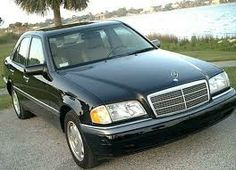 Mercedes C Class 1997