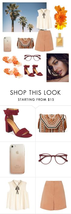 """Sunny Day"" by emina-la ❤ liked on Polyvore featuring Tommy Hilfiger, Antik Batik, Rebecca Minkoff, EyeBuyDirect.com and Oday Shakar"