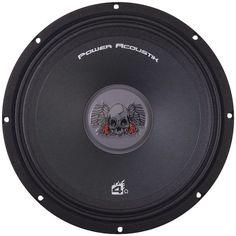 "Power Acoustik Pro.104 Pro Audio Series 10"" 350-Watt Midrange Speaker"