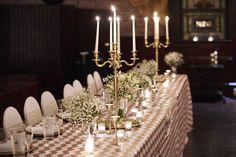 Glamorous Gold Wedding Inspiration | Desiree Hartsock