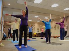 Yoga Basics classes begin Tuesday, September 13, and continue every Tuesday through October 18 at 1:00 pm. The total cost for the session is $35.00. Please bring a yoga mat; a yoga blanket is helpful, although not required. This program is a partnership between Bernardsville Library and Bernardsville Recreation Department. Sign up info here: http://www.bernardsvillelibrary.org/program/yoga-basics-8/