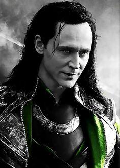 "Tom Hiddleston ""Loki"" Art by me"