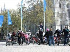 Secret London Bike Tour