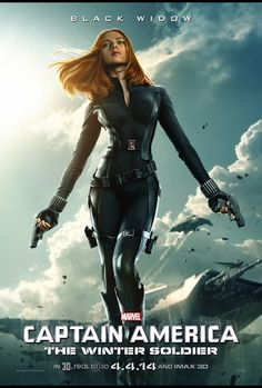 Image from the movie Captain America: The Winter Soldier.