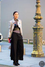 STYLE DU MONDE / Haute Couture Spring 2016 Street Style: Chriselle Lim  // #Fashion, #FashionBlog, #FashionBlogger, #Ootd, #OutfitOfTheDay, #StreetStyle, #Style