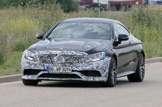 Mercedes-AMG C63 Coupe 2018 facelift  Pictures...