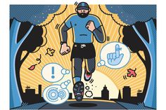Here's what science has to say about detraining and returning to running.