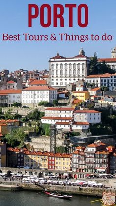 Portugal Travel Guide - find out the best things to do in Porto Portugal and the best tours to discover this magnificent city with a great atmosphere | Portugal itinerary | #Portugal | Portugal things to do