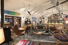The bungalow: restaurant & lounge opening in Los Angeles
