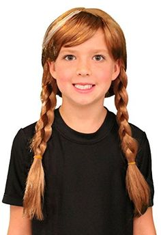 My Costume Wigs Princess Anna Wig Inspired By Disney's Frozen One Size Fits All My Costume Wigs http://www.amazon.com/dp/B00NCC7EU2/ref=cm_sw_r_pi_dp_5afhwb1N7SP2Q