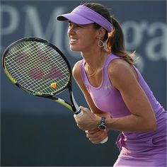 Hingis Continues To Dominate, Winning at Dongfeng Motor Wuhan Open