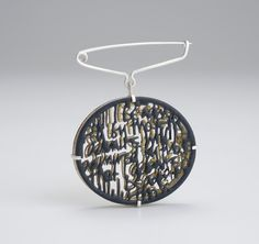 Jessica Turrell: Contemporary Jewellery and Enamel Gypsy Jewelry, Jewelry Art, Best Jewelry Designers, Vitreous Enamel, Mixed Media Jewelry, Jewelry Clasps, Brooches Handmade, Steel Jewelry, Contemporary Jewellery