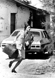"Ali MacGraw in ""The Getaway"""