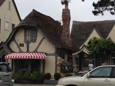 Carmel, CA... So Quaint.....