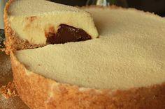 Aprenda fazer a Receita de Torta de Leite Ninho com Nutella . É uma Delícia! Confira os Ingredientes e siga o passo-a-passo do Modo de Preparo!