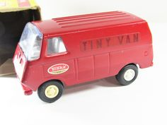 Vintage Tiny Tonka Tiny Van