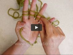In this DROPS video we show how you can do fun finger knitting! Teach a child how to finger knit, get them introduced to the magic world of crafting with yarn.…