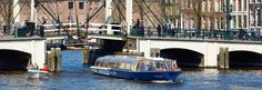 The #1 Canal Cruise in Amsterdam takes you to many of the city's highlights within one hour. The Westerkerk, the Anne Frank House, the narrowest house in Amsterdam. | Adult € 15,00