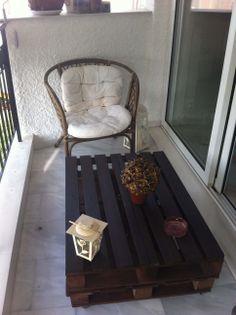 xamilo trapezi verantas me paletes