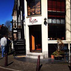 Amsterdam: Peruvian restaurant, Casa Peru.
