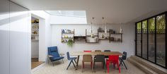 Image 9 of 29 from gallery of Shepherd's Bush Extension & Loft Conversion /  + Studio 30 Architects. Photograph by Salt Productions Ltd