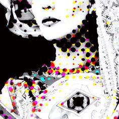 Illuminati Girl by Kali Perez
