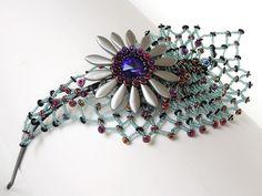 Beaded jewelry by Denisa Kangas