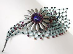 Beaded jewelry by Denisa Kangas