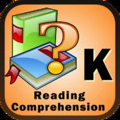 Reading Comprehension - Fiction for Kindergarten and First Grade
