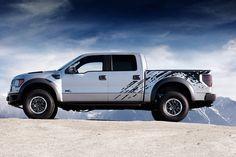 Ford Raptors