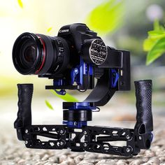 1047.20$  Watch now - http://ali9rk.worldwells.pw/go.php?t=32670763179 - Nebula 4200 5-Axis Gyroscope Handheld Camera Stabilizer Brushless 32bit Gimbal for DSLR Canon 5D2 5D3 Nikon Sony A7 BMPCC