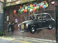 Graff à Glasgow