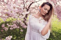 Cherry Blossom - VOGUE up like this