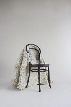Soojin Kang , seating installation via Lost In Fiber
