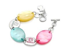 $3.19 Candy Color Pieces Sweet Little Bear Bracelet at Online Jewelry Store Gofavor