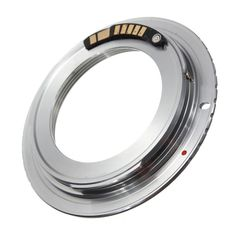 Buy 1Pcs Brass AF Confirm Chip M42 Lens to for Canon for EOS Mount Adapter 60D 50D 40D 600D 550D 500D Silver .....Click Link To Check Price