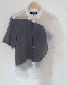 Shirt. Blouse.