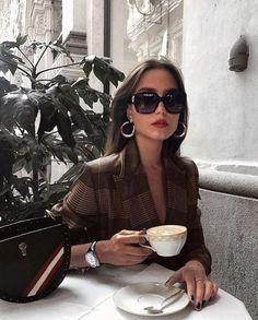 Elegant Women Fall Fashion Everyone Will Fall In Love « Fashion Beauty, Girl Fashion, Fashion Outfits, Womens Fashion, Fashion Clothes, Fashion Ideas, Fashion Tips, Elegant Woman, Estilo Cool
